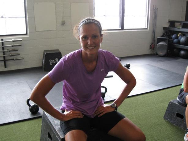 Lauren row